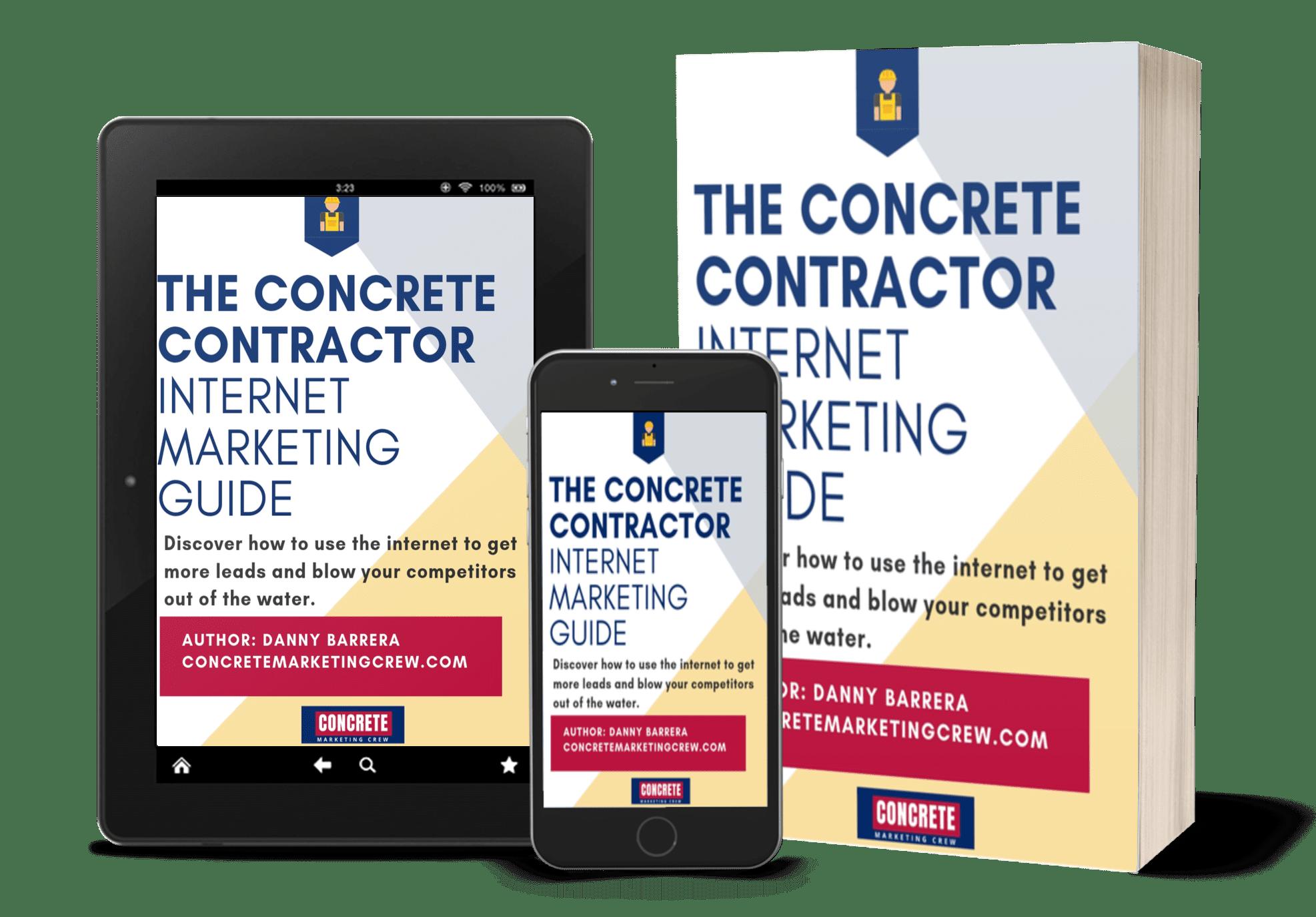 Official-Concrete-Contractor-Internet-Marketing_Guide